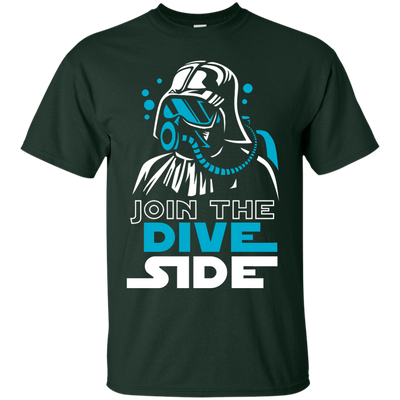 Join The Dive Side Tees