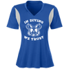 In Diving We Trust Ladies Tees and V-Neck