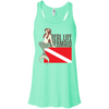 Real Life Mermaid Tank Tops