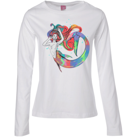 Image of The Mermaid Long Sleeves