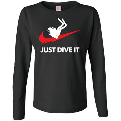 Just Dive It Long Sleeves