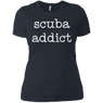 Scuba Addict Ladies Tees