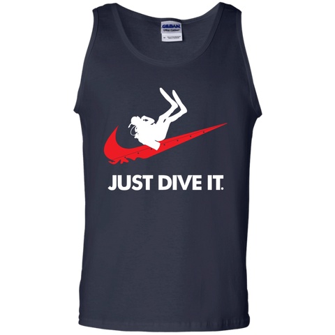 Image of Just Dive It Tank Tops
