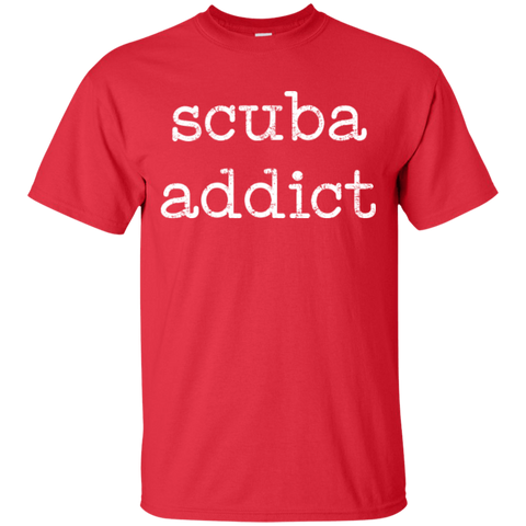 Image of Scuba Addict Tees