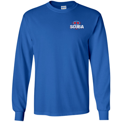 To Stay Sane Is Go Scuba Diving Long Sleeves
