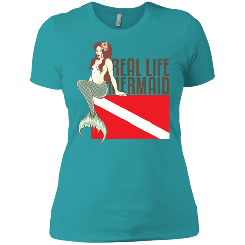 Image of Real Life Mermaid Tees