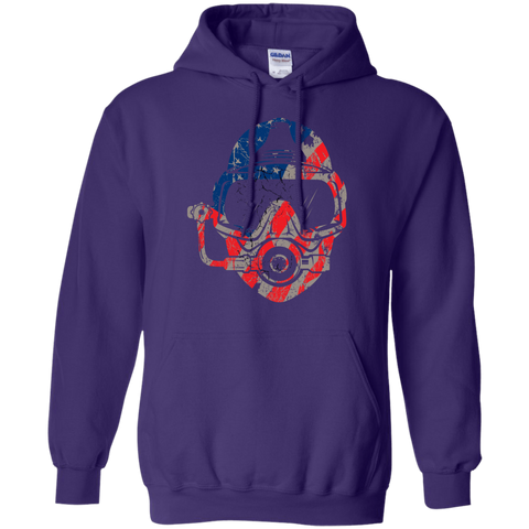 Image of USA Scuba Diver Hoodies - scubadivingaddicts