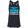 Scuba - Spending The Kids Inheritance Tank Tops