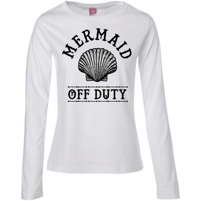 Mermaid Off Duty Long Sleeves and Hoodies