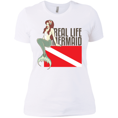 Real Life Mermaid Tees