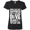 Money Can't Buy Happiness But It Can Buy Dive Gear Which Is Pretty Much The Same Thing Ladies Tees and V-Neck