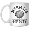 Mermaid Off Duty - Mug
