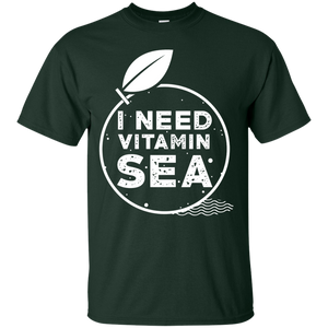 I Need Vitamin Sea Tees