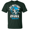Get Wet Fast Sleep With A Scuba Diver Tees
