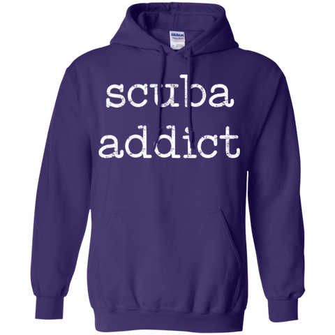 Image of Scuba Addict Hoodies