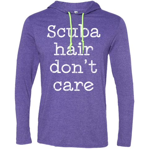 Image of Scuba Hair Don't Care Hoodies