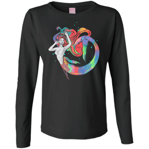The Mermaid Long Sleeves