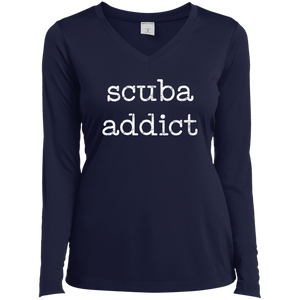 Scuba Addict Long Sleeves