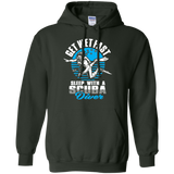 Get Wet Fast Sleep With A Scuba Diver Hoodies