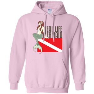 Real Life Mermaid Hoodies