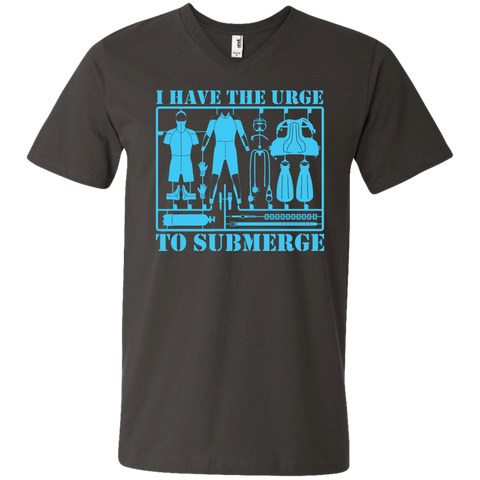 Image of I Have The Urge To Submerge Tees