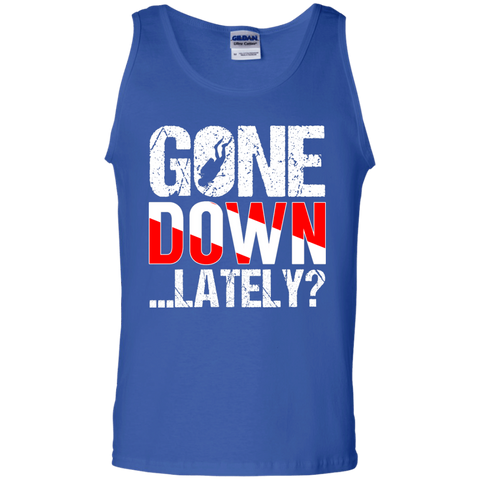 Image of Gone Down... Lately? Tank Tops