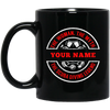Personalized The Woman, The Myth, The Scuba Diving Legend Mugs
