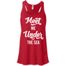Meet Me Under The Sea Tank Tops