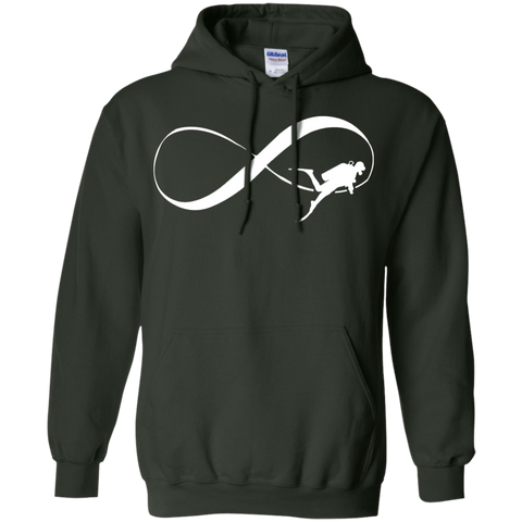 Image of Infinity Scuba Hoodies