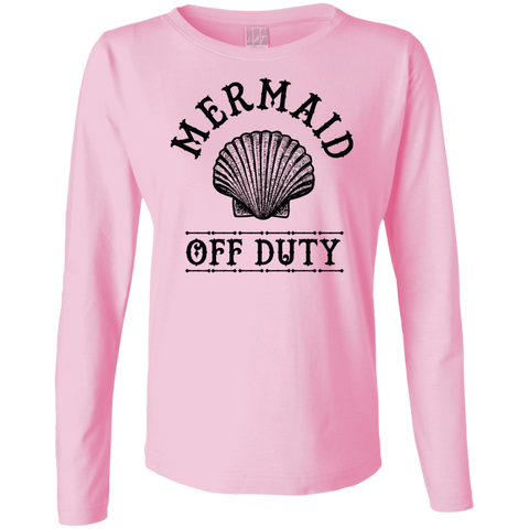 Image of Mermaid Off Duty Long Sleeves and Hoodies
