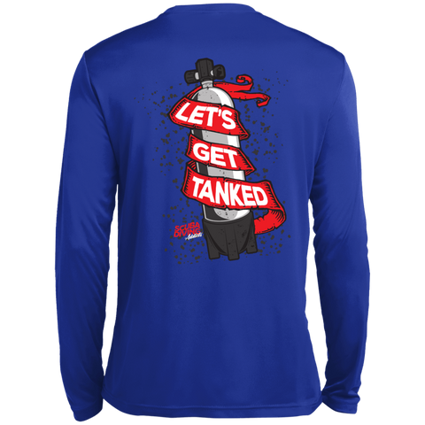 Image of Let's Get Tanked Long Sleeves
