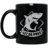 Let Us Prey Black Mug