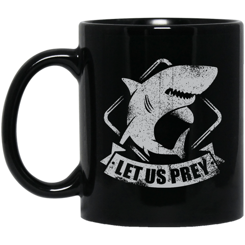 Image of Let Us Prey Black Mug