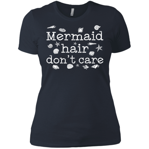 Mermaid Hair Don't Care Tees