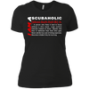 I Am A Scubaholic V-Necks - scubadivingaddicts