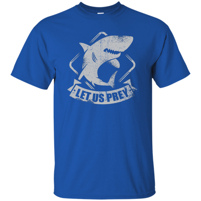 Let Us Prey Men's Tees and V-Neck