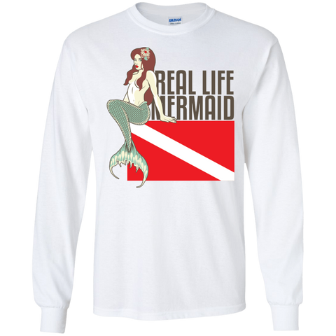 Image of Real Life Mermaid Long Sleeves