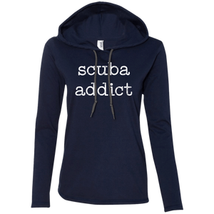 Scuba Addict Hoodies