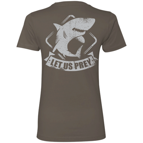 Image of Let Us Prey Ladies Tees