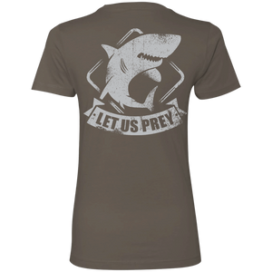 Let Us Prey Ladies Tees