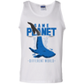 Same Planet - Different Worlds Tank Tops