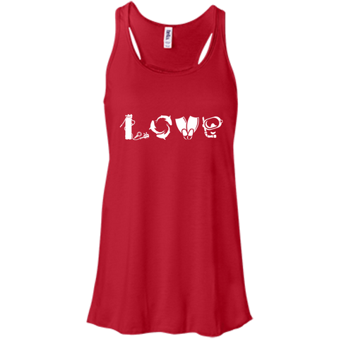 Image of Love Scuba Tank Tops