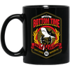 Bottom Time Sink To New Depths Black Mug - scubadivingaddicts