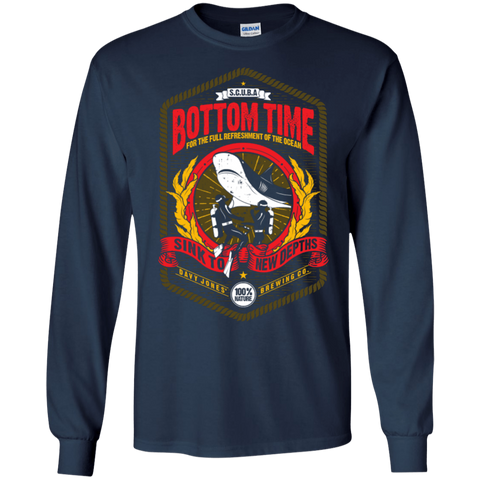 Image of Bottom Time - scubadivingaddicts