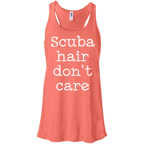 Image of Scuba Hair Don't Care Tank Tops