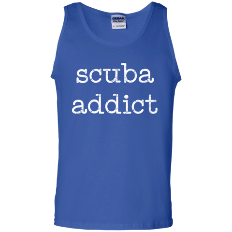 Image of Scuba Addict Tank Tops
