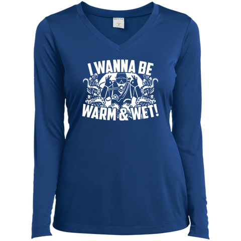 Image of I Wanna Be Warm And Wet Long Sleeves