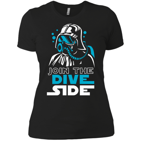 Image of Join The Dive Side V-Necks and Dri Fit