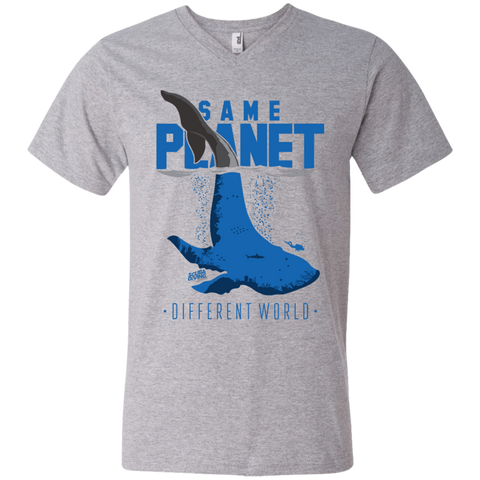 Image of Same Planet - Different Worlds Tees