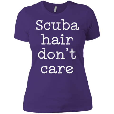 Image of Scuba Hair Don't Care Tees